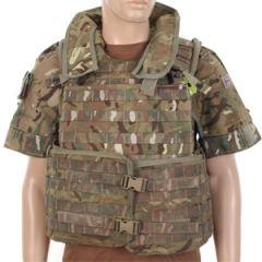 Original British Army MTP Osprey Vest Thumbnail