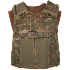 Original British MTP Camo Modular Vest - 3 Pockets