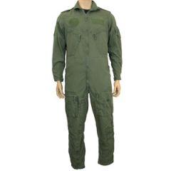 Original German Army Olive Flight Suit - Thumbnail