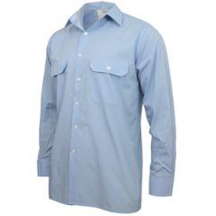 Original German Light Blue Service Shirt - Thumbnail