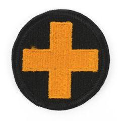 Original US 33rd Infantry Patch