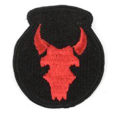 Original US 34th Infantry Patch