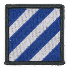 Original US 3rd Infantry Patch (Rock of the Marne)
