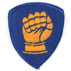 Original US 46th Infantry Division Patch