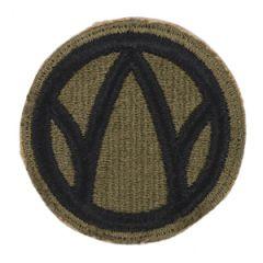 Original US 89th Infantry Patch