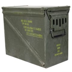 Original US Army 30mm Large Ammo Can Thumbnail