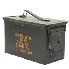 Original US Army .50 Cal Ammo Can Thumbnail