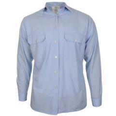 Original Womens German Light Blue Service Shirt