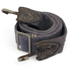 Original WW2 Luftwaffe Breadbag Strap