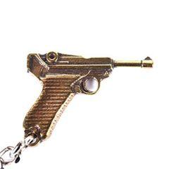 Luger P08 Pistol Keyring Thumbnail