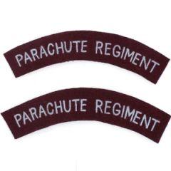 Parachute Regiment Shoulder Titles Thumbnail