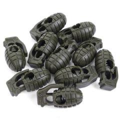 Pineapple Grenade Cord Stopper Thumbnail