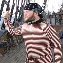 Pirate Costume Set