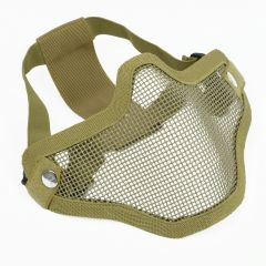 Airsoft Grid Mouthguard Coyote