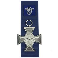 police long service medal 18 years thumb