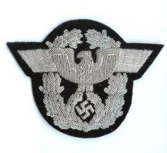 Police Arm Eagle - Silver Wire