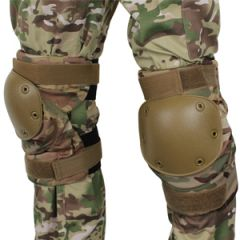 Pull-Over Style Knee Pads - Multitarn