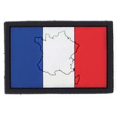 PVC France Flag Patch