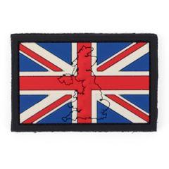 PVC United Kingdom Flag Patch