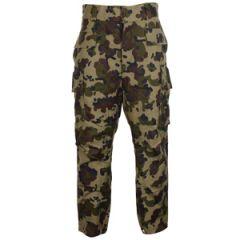 Romanian Army Camo Field Trousers
