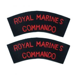 Royal Marines Commando - Imperfect Front