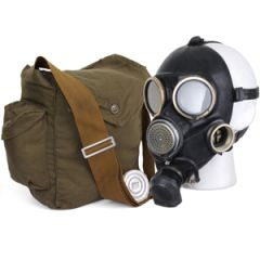Russian GP7V Gas Mask with Full Drinking System