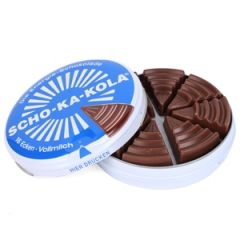 Scho-Ka-Kola German Caffeine Milk Chocolate Thumbnail