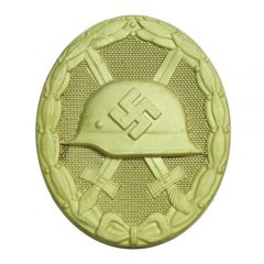 German Wound Badge Gold