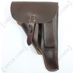Soft shell Walther P38 Holster - Brown