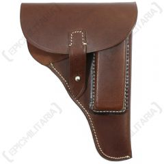 German Walther PPK 7.65 Holster - Brown