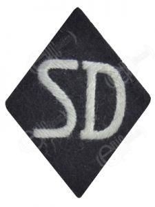 SD Enlisted Man Sleeve Diamond