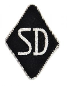 SD Officers Sleeve Diamond