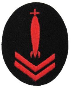 WW2 Kriegsmarine Torpedo Control Senior Specialist Trade Badge