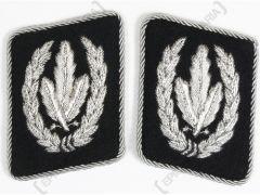 WW2 German SS-Reichsfuhrer Collar Tabs