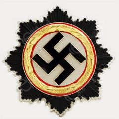 WWII Order of the German Cross - Gold Class