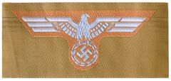Army Afrika Korps Bevo Tunic Eagle