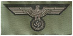 Army Bevo Tunic Eagle - Field Grey