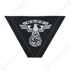 WW2 German NSKK BEVO Cap Eagle - Black