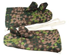 Dot Peas 44 Reversible Winter Gloves