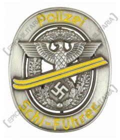 Polizei Schifuhrer Badge