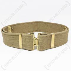 WW2 British Army 37 Pattern Belt