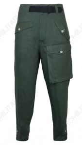 German Army Panzer HBT Trousers