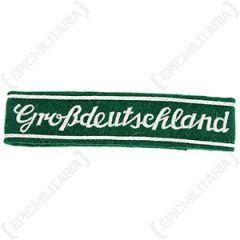Grossdeutschland green - Handwritten script Thumbnail