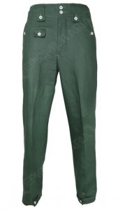 M43 Reed Green HBT Drill Trousers