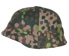 Waffen SS HBT Dot Peas Helmet Cover - Type 2
