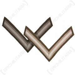 WW2 British Rank Stripes - Lance Corporal