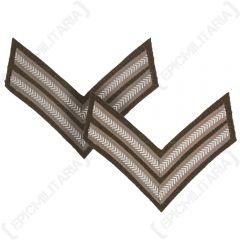 WW2 British Rank Stripes - Corporal