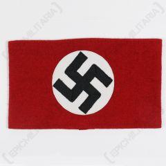 NSADP Party Armband - Wool