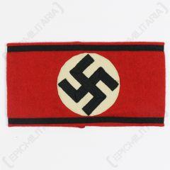 WW2 German Wool SS Armband