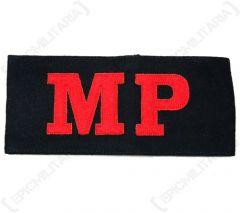 British MP Armband